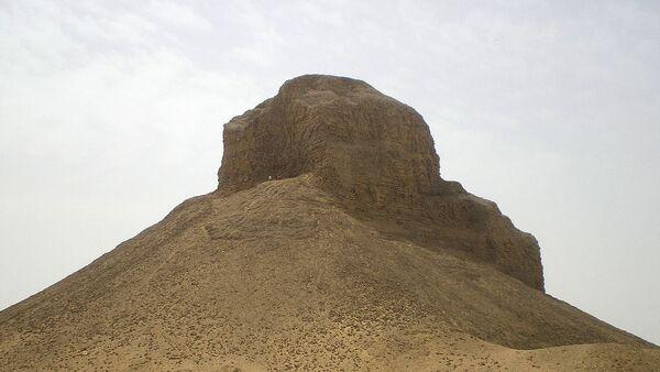 Black Pyramid of Amenemhat III - Sputnik International