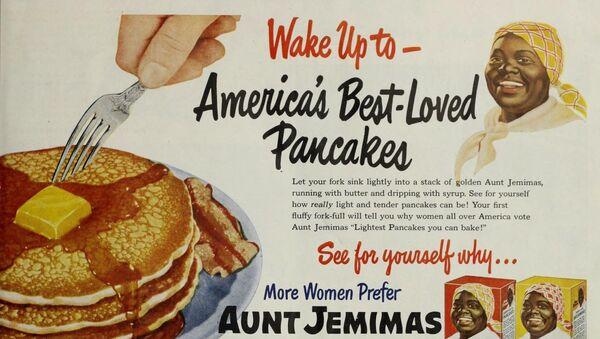 Aunt Jemima - America's Best-Loved Pancakes, 1951 - Sputnik International