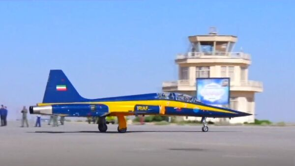 Iran's Kowsar fighter jet - Sputnik International