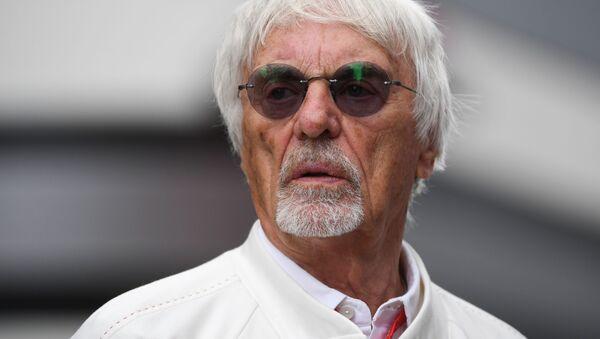 Chairman Emeritus of the Formula One Group Bernie Ecclestone - Sputnik International