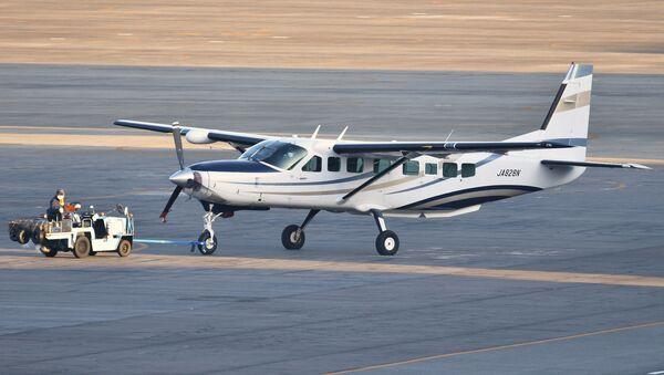 Cessna 208B Grand Caravan - Sputnik International