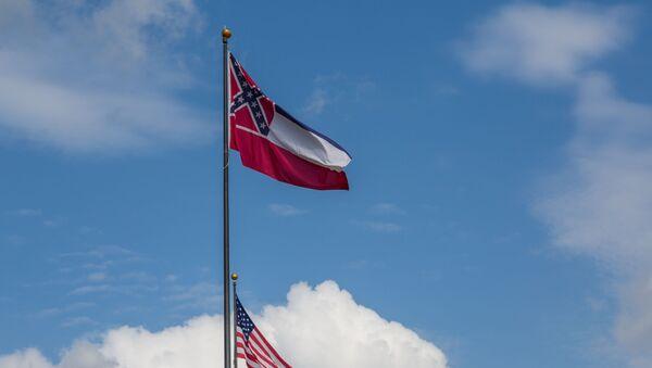 Mississippi and American Flags - Sputnik International