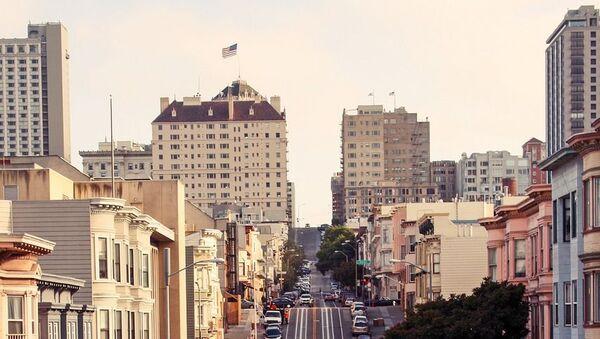 San Francisco Cityscape Downtown - Sputnik International