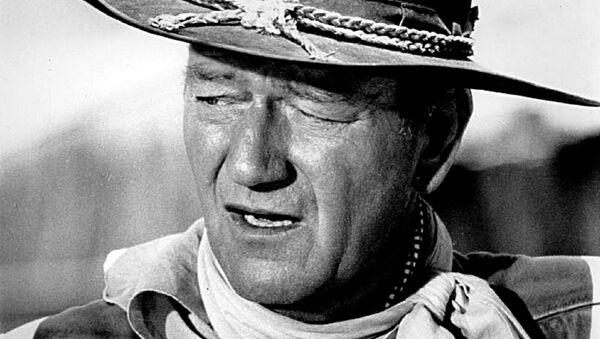 John Wayne - Sputnik International