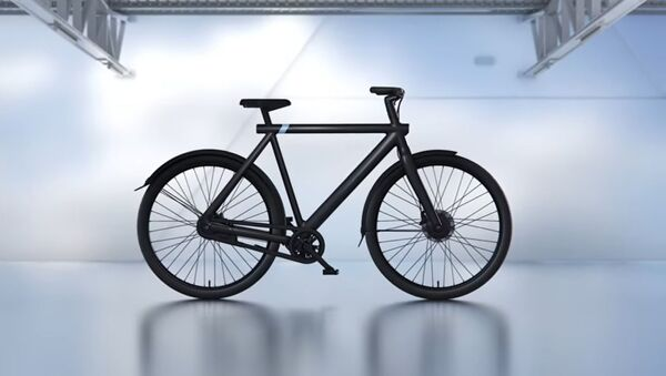 "France Bans New E-Bike Advert as It ""Discredits the Entire Car Industry"" - Sputnik International"