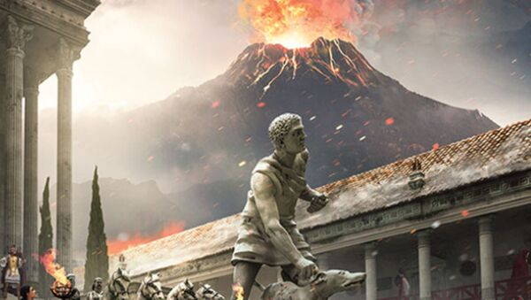 Paris Archeological Exhibit Recreates Final Hours of Roman Empire's Pompeii - Sputnik International