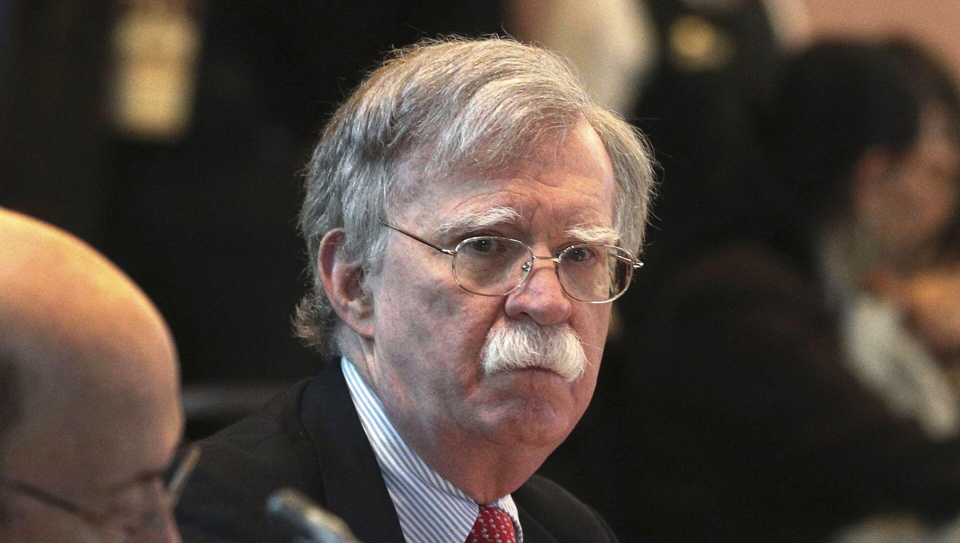 Former US national security advisor John Bolton - Sputnik International, 1920, 06.04.2021