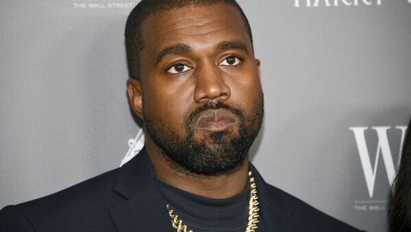 FILE - In this Nov. 6, 2019, file photo, Kanye West attends the WSJ. Magazine 2019 Innovator Awards at the Museum of Modern Art in New York - Sputnik International