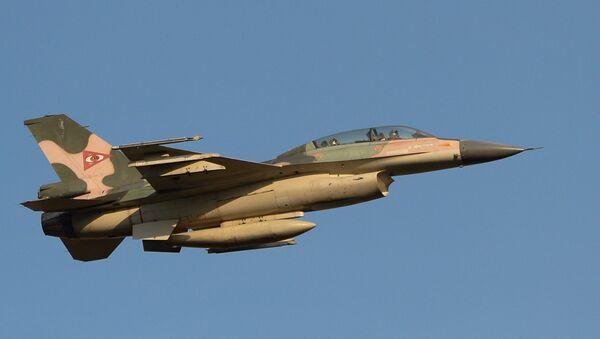 F-16 aircraft of the Venezuelan Air Force - Sputnik International