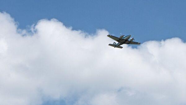 Beechcraft 58 Baron - Sputnik International