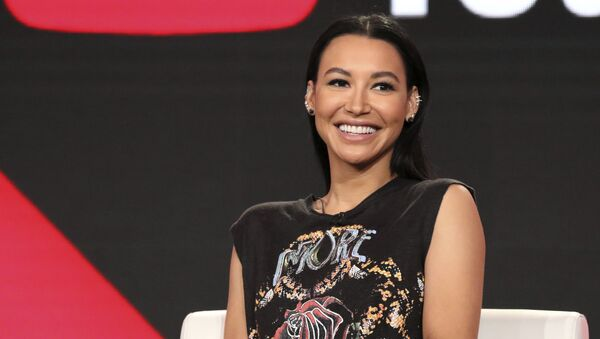 FILE - In this Jan. 13, 2018, file photo, Naya Rivera participates in the Step Up: High Water panel during the YouTube Television Critics Association Winter Press Tour in Pasadena, Calif. - Sputnik International
