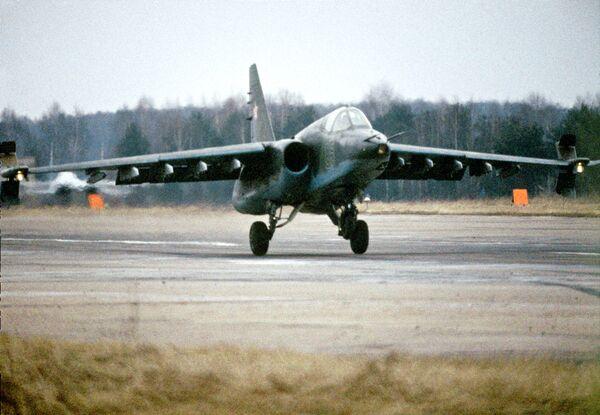 Su-25 - Sputnik International