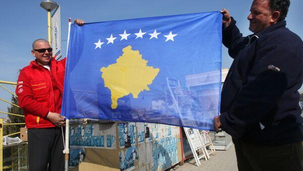 Pristina urges Moscow to recognize Kosovo, intercede with Serbia - Sputnik International