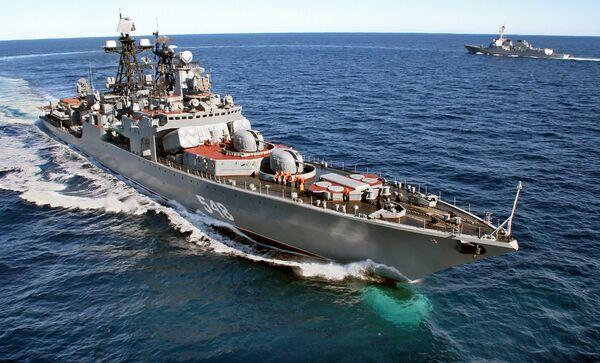 Admiral Panteleyev destroyer - Sputnik International