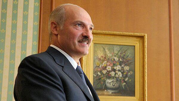 Lukashenko pushes for borderless Europe at Lithuania visit - Sputnik International