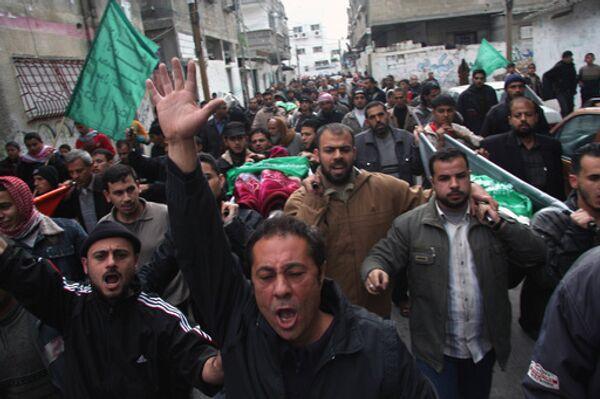 Palestinian child killed by Israeli shell in Gaza - Sputnik International