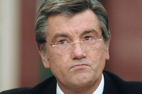 Yushchenko's attitude mars bilateral ties with Russia - analyst - Sputnik International