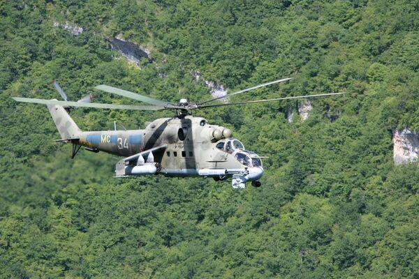 Sri Lanka to buy military helicopters from Russia - Sputnik International