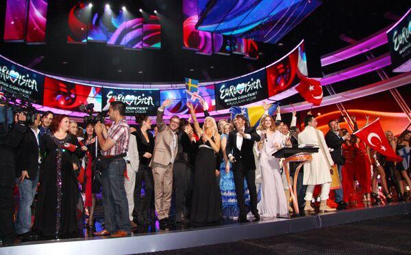 Первый полуфинал Евровидения-2009 - Sputnik International