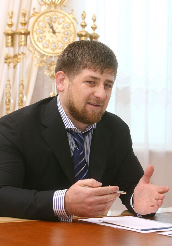 Рамзан Кадыров - Sputnik International
