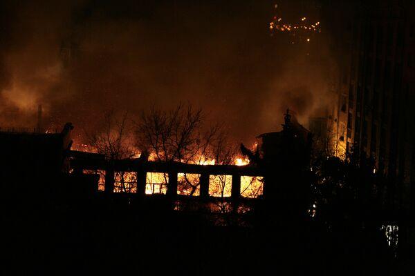 Six die in house fire in Siberia  - Sputnik International