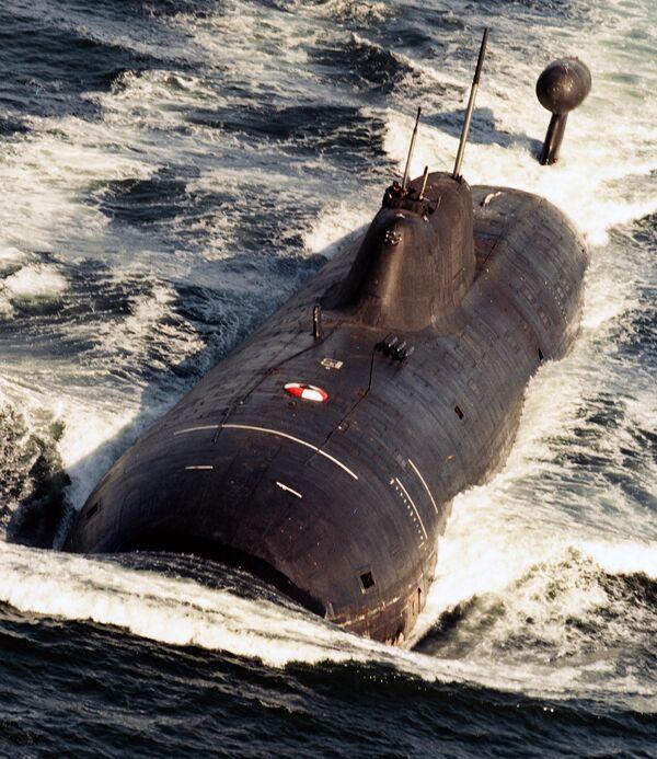 nuclear submarine - Sputnik International