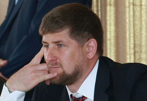 Police thwarts attempt on Chechen president life - Sputnik International