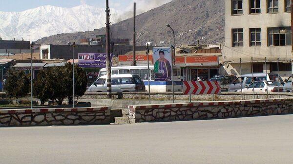 Afghan president, U.S. ambassador visit site of May 4-5 massacre - Sputnik International