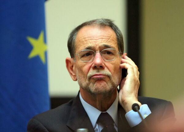 RIA Novosti interviews European Union foreign policy chief Javier Solana ahead of the November 17 EU-Russia summit. - Sputnik International
