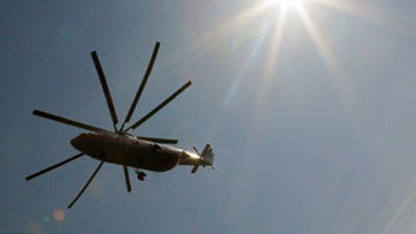 Brazilian drug dealers shoot down police helicopter - Sputnik International