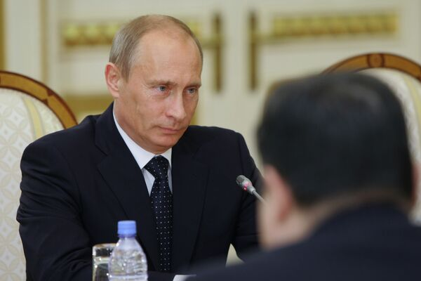 Putin highlights corruption within regulatory bodies - Sputnik International