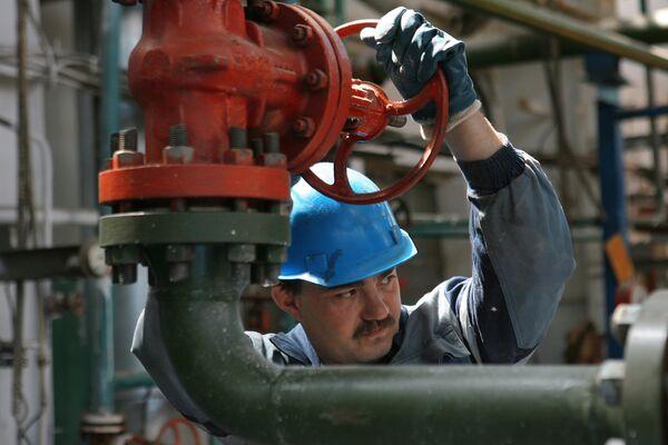 Gazprom - Sputnik International