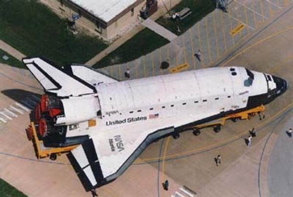 Shuttle Atlantis - Sputnik International