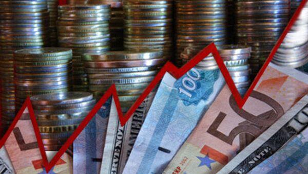 Russian Central Bank head predicts 2009 inflation below 11%  - Sputnik International