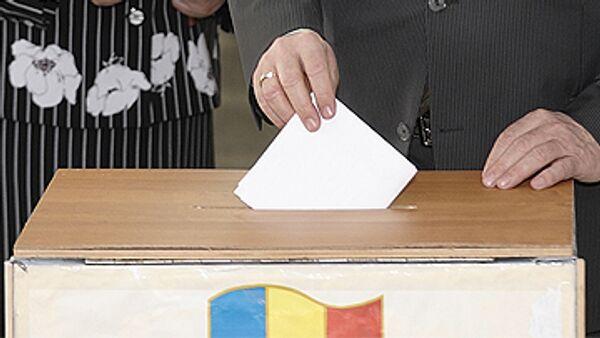 MOLDOVA ELECTIONS - Sputnik International