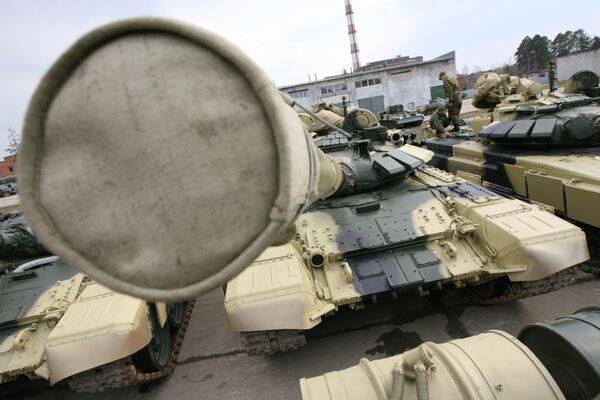 Ukraine sold arms worth $800 mln in 2008 - Sputnik International
