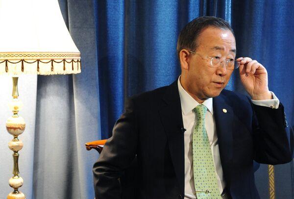 UN chief welcomes Iran nuclear inspections  - Sputnik International