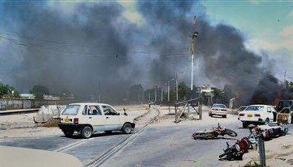 19 wounded in Pakistan's Karachi blast - reports  - Sputnik International