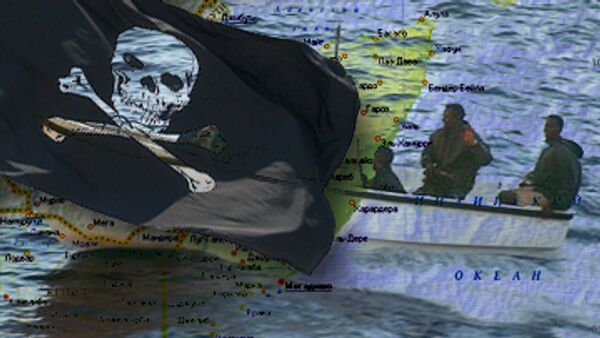 Pirates seize Greek vessel off eastern Somalia  - Sputnik International