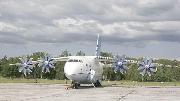 At the 5th International Air Show AviaSvit XXI near Kiev - Sputnik International
