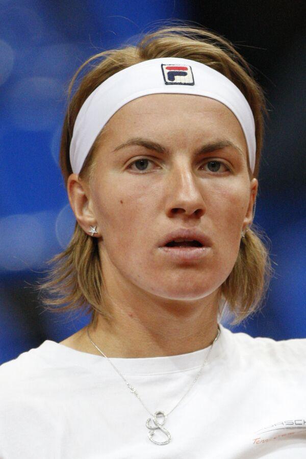 Russia's Kuznetsova takes French Open crown, Safina runner up  - Sputnik International