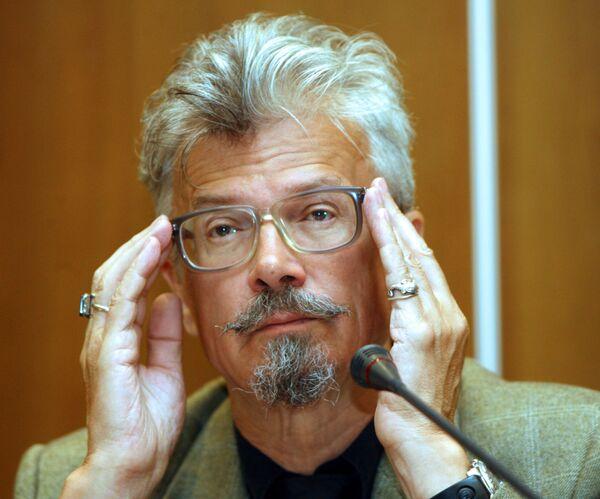 Э. Лимонов на конференции оппозиционной коалиции Другая Россия - Sputnik International