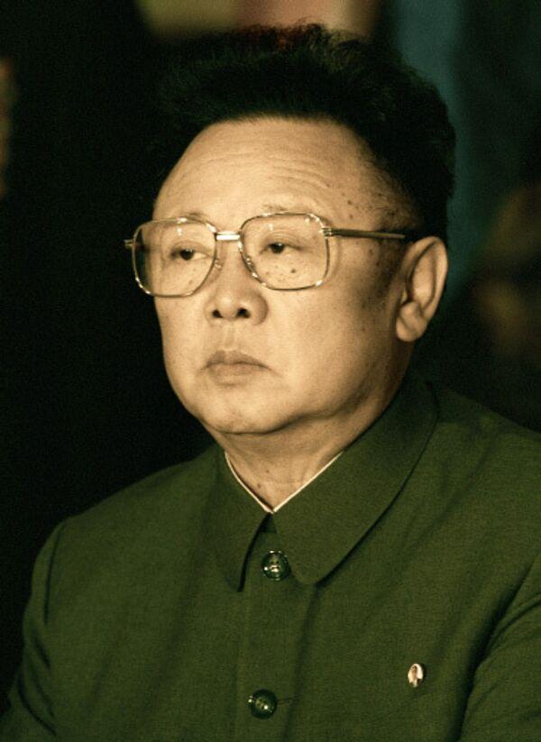 Does Kim Jong-il need a successor? - Sputnik International