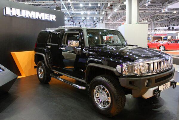 Hummer H3 General Motors - Sputnik International