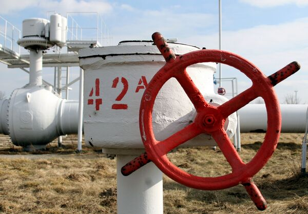 Ukraine Threatens to End Russian Gas Imports Over Prices - Sputnik International