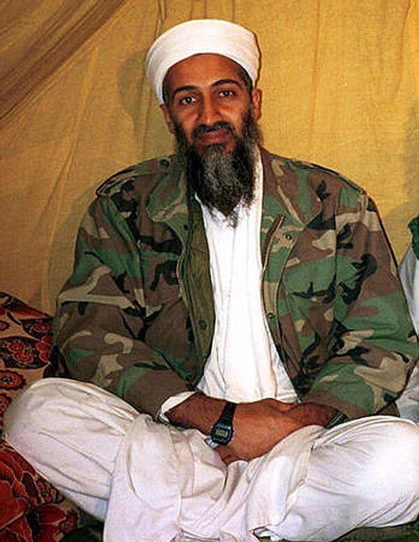 Bin Laden criticizes Obama for 'antagonizing Muslims' - Sputnik International