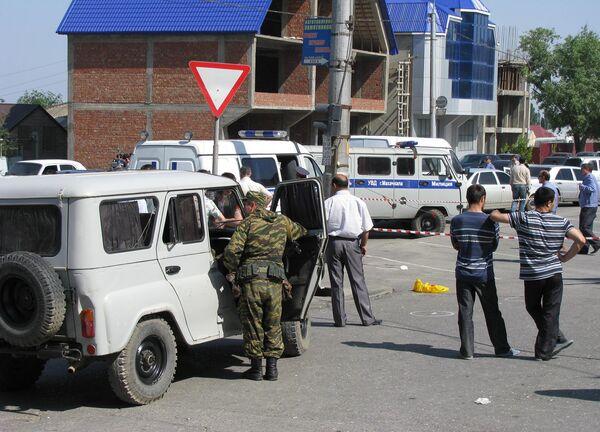 Police officer killed in south Russian toilet blast - Sputnik International