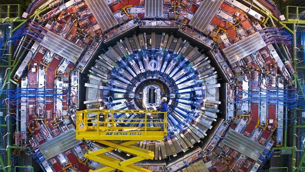 Scientists working with the Large Hadron Collider [LHC] are optimistic of a new breakthrough in particle physics - Sputnik International