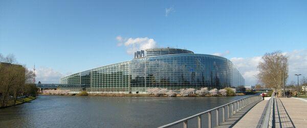 EU parliamentary election shows swings to right - Russian senator - Sputnik International