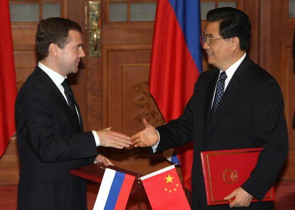 Russia, China press distribution markets 'stable despite crisis' - Sputnik International